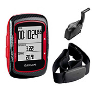 Garmin Edge 500 Red HRM and Cadence Bundle
